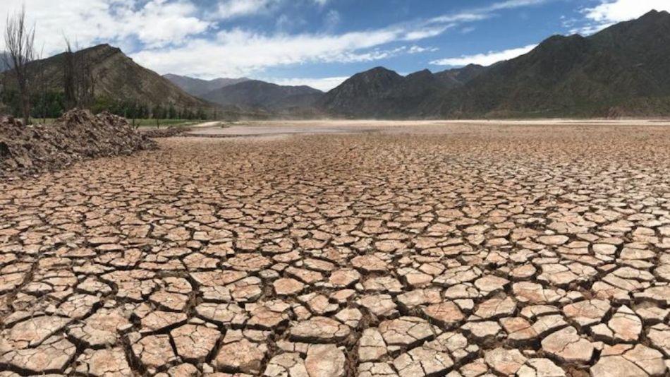 Sequía en Mendoza