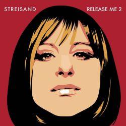 """Barbra en la tapa de su nuevo """"Release Me"""" (el anterior había sido en 2012)."""