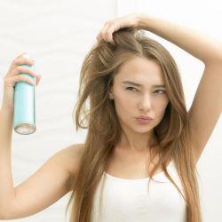 ¿Cómo usar shampoo seco y sacarle el máximo provecho?