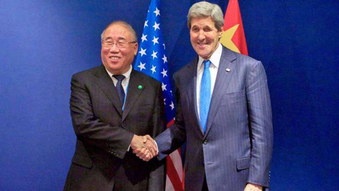 """Estados Unidos, China y el """"teléfono verde"""""""