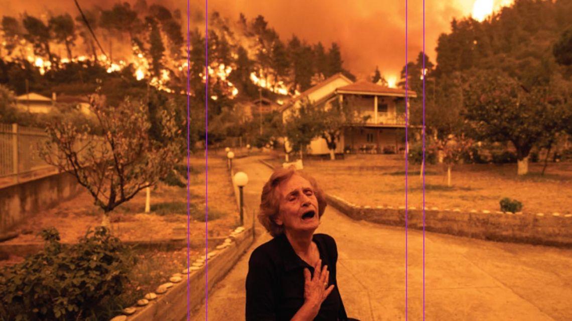 Just this past weekend brought disturbing footage of people fleeing sprawling wildfires in Greece.