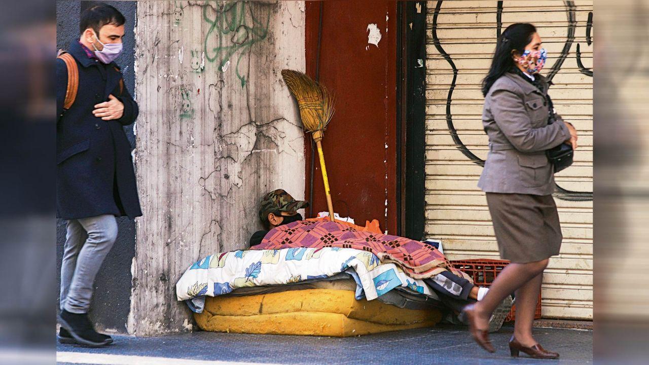 Pobreza en la Argentina | Foto:cedoc