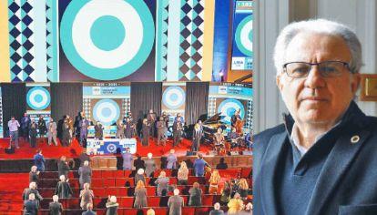 Cargo. Alberto Barbieri es la máxima autoridad desde 2014. El jueves 12 se festejaron los 200 años de la UBA.