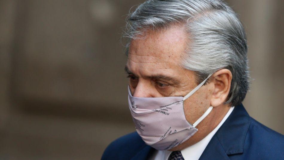 Alberto Fernández Juicio Político