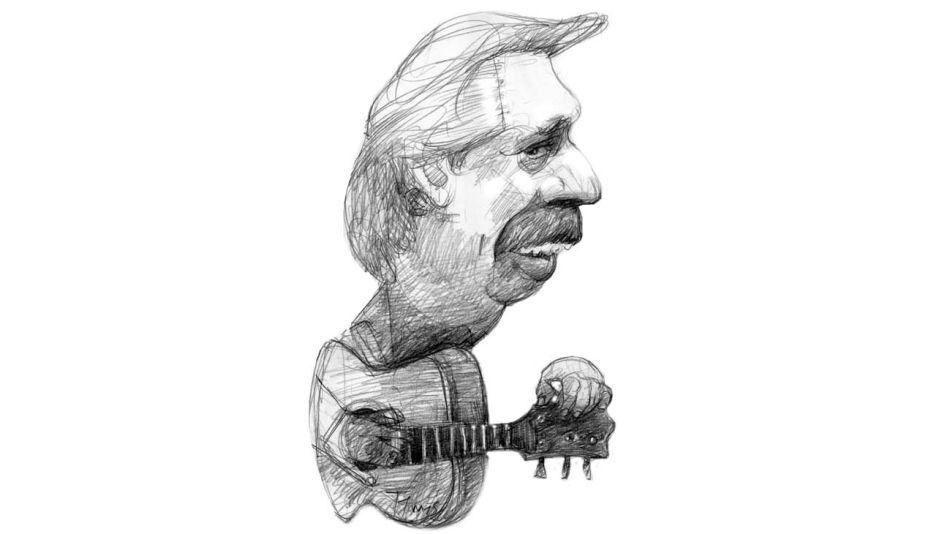 Guitarra vas a llorar. Alberto Fernández.