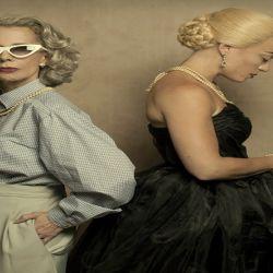 Eva y Victoria.  | Foto:Gentileza de Raquel Flotta (foto de Gabriel Machado).