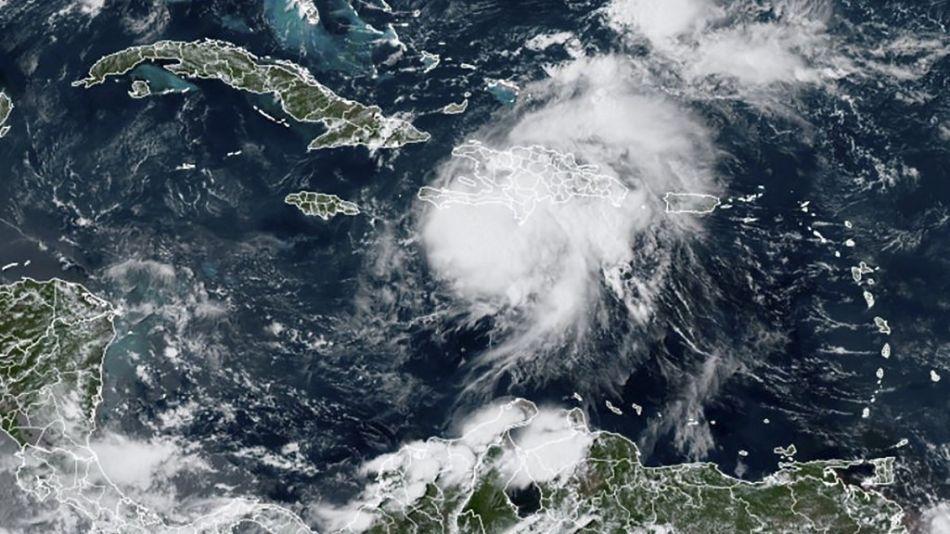 ciclon grace haiti