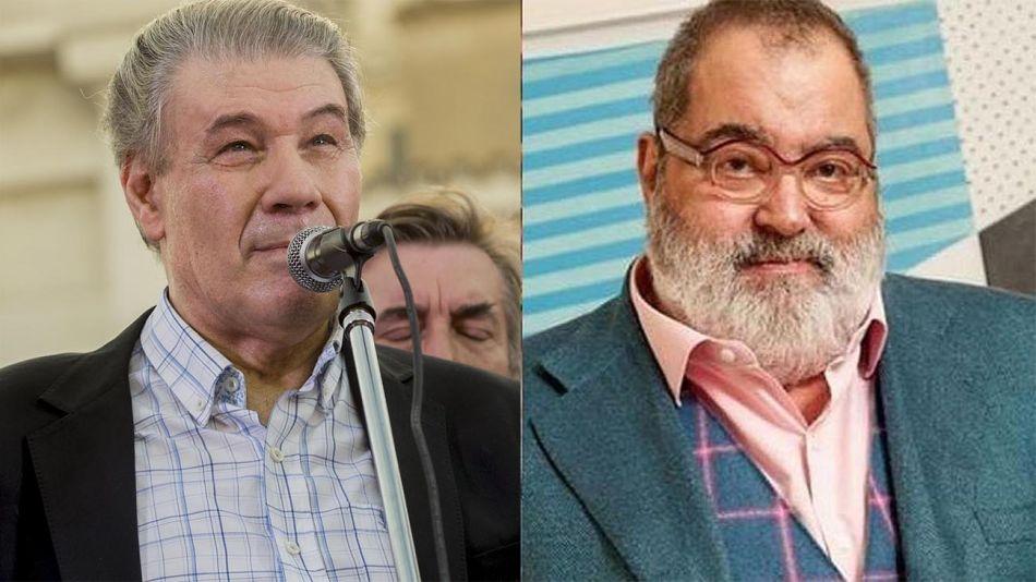 Jorge Lanata y Víctor Hugo Morales 20210816