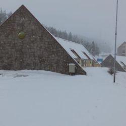 Las Leñas recibiò con mucha alegrìa y optimismo la intensa nevada.