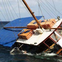 Previo a la iniciación de las prácticas, el propietario o la compañía coordinará con la Prefectura jurisdiccional las medidas de seguridad en el área donde se lanzará la balsa salvavidas.