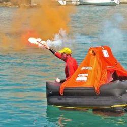 La planificación del ejercicio puede combinarse con el plan de mantenimiento de los dispositivos y medios de salvamento del buque.