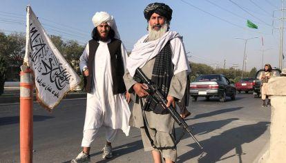 Primer día de Afganistán bajo gobierno Talibán