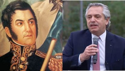 """""""San Martín no compartiría ninguna de las propuestas políticas que abundan en el país"""""""