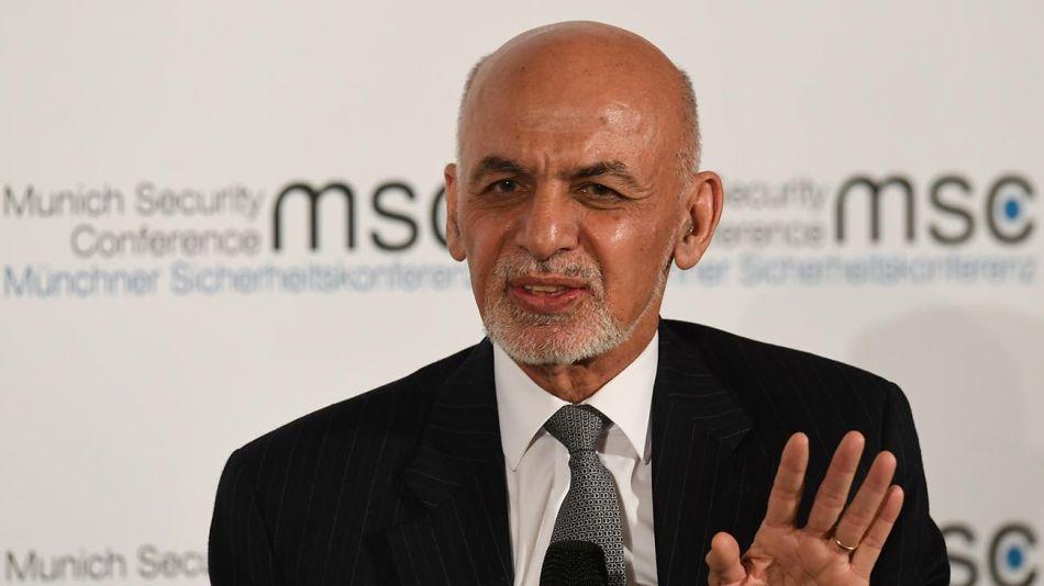 Ashraf Ghani 20210817