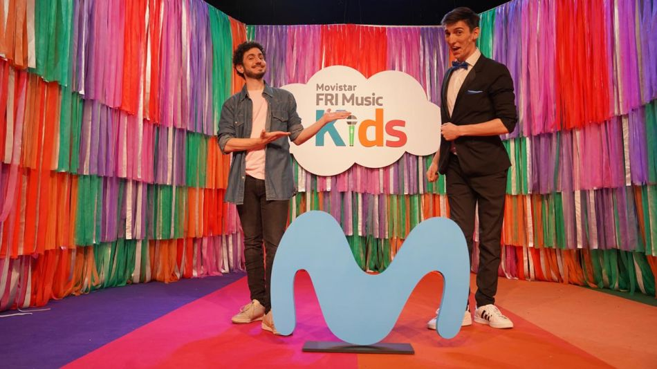 Festival Movistar FRI Music Kids 20210817
