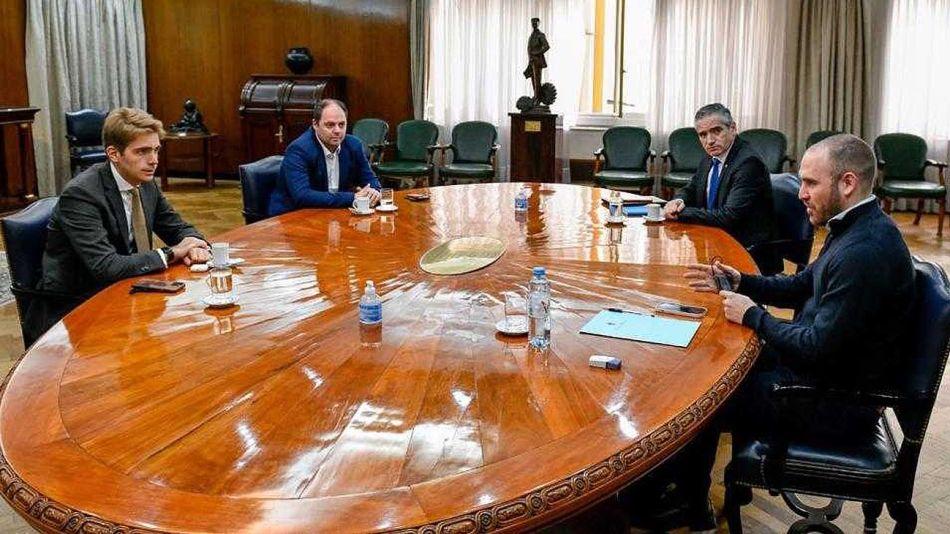 Guzmán se reunió con el fundador de Ualá  20210817