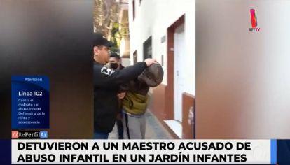 Abuso sexual de menores en San Fernando