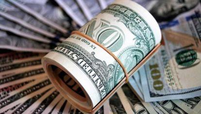 El dólar nuevamente en alza.