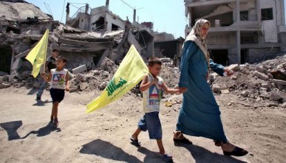 El Líbano, un país destrozado