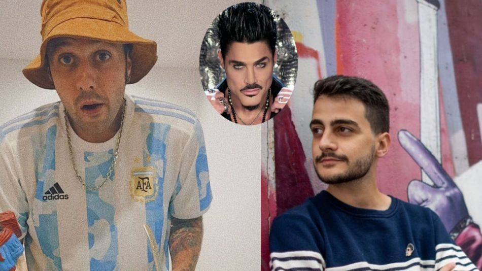 Eddie Fitte y Damián Kuc tienen proyectos sobre la vida de Ricardo Fort