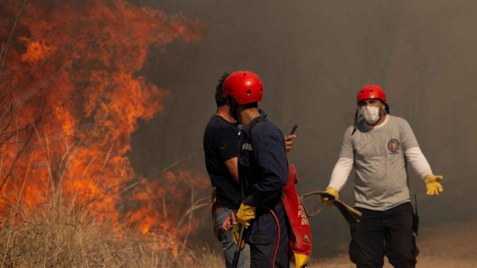 Incendios Córdoba