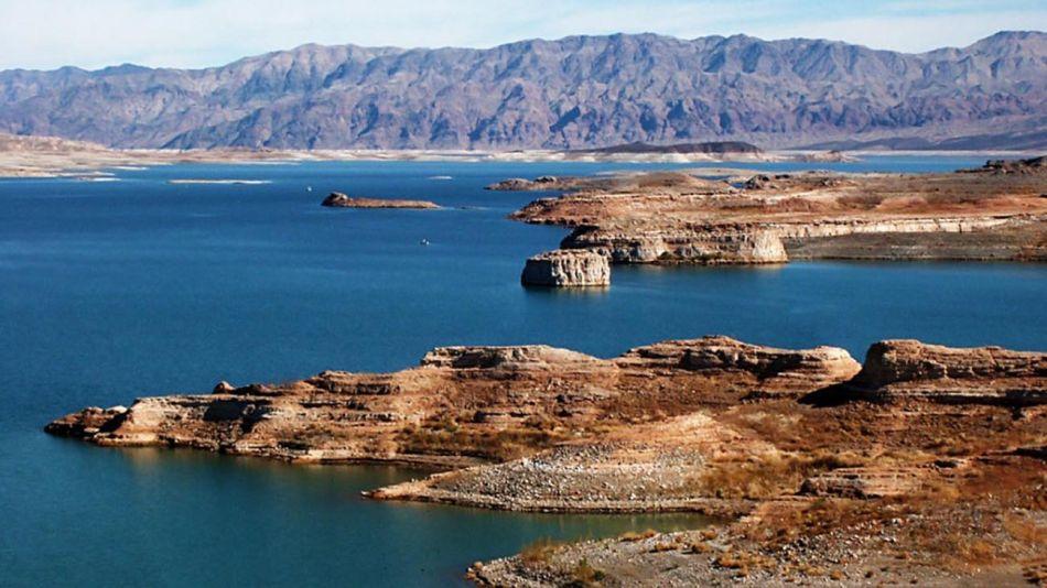 lago MEAD en USA 20210818