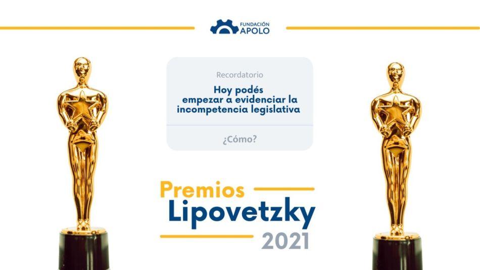 premios lipovetzky