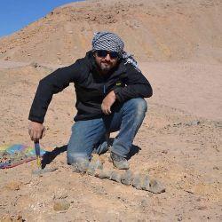 El hallazgo estuvo a cargo de un equipo de científicos liderado por el paleontólogo chileno Rodrigo Otero.