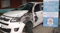 tiroteo entre la Policía y tres delincuentes en Avellaneda 20210819