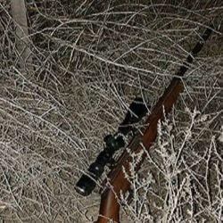 Tambièn se les secuestró una carabina calibre 22, sin marca ni municiones