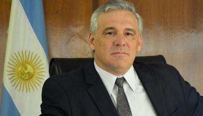 Fernando Carvajal, el ex juez formoseño que ahora es candidato de juntos por el cambio.