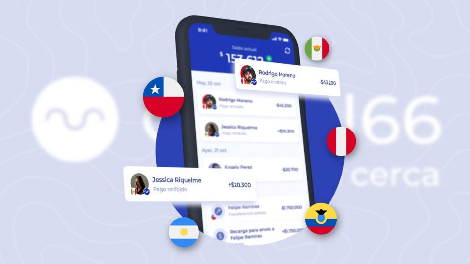 Fintech latinoamericana Global66 20210820