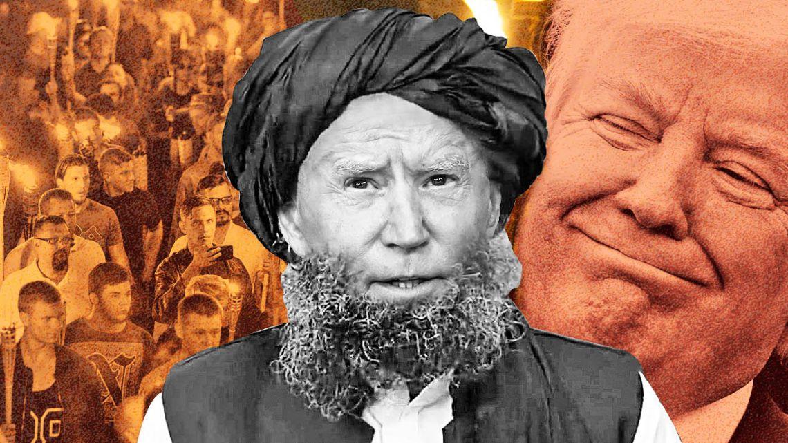 Biden and Afghanistan.