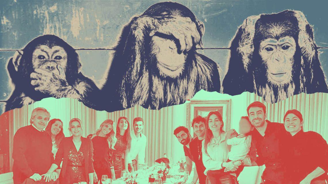 Olivos-Gate: Secret birthday parties.