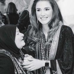 Rania de Jordania   Foto:Instagram