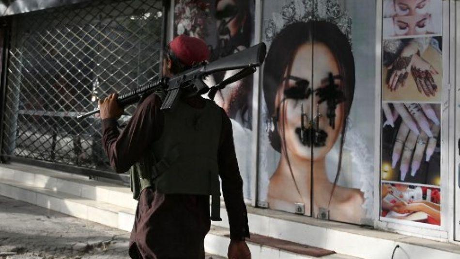 afganistan kabul talibanes