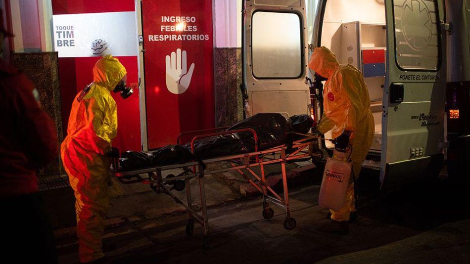 Murió el paciente cero de Delta en Córdoba, el primero en Argentina