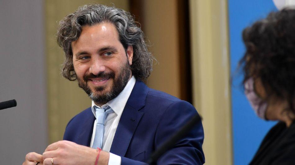 Santiago Cafiero, jefe de Gabinete de la Nación