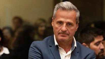 fiscal Ramiro Gonzalez de la causa Olivos.