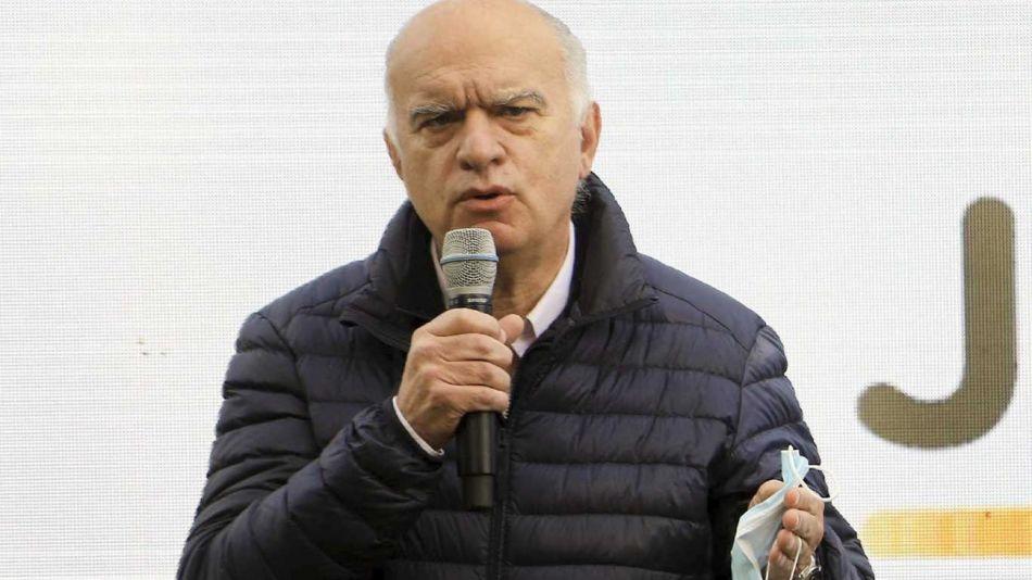 El intendente de Lanús y jefe de campaña de Es Juntos, Néstor Grindetti