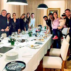 Festejo del cumpleaños de Fabiola Yáñez en Olivos en plena cuarentena   Foto:cedoc