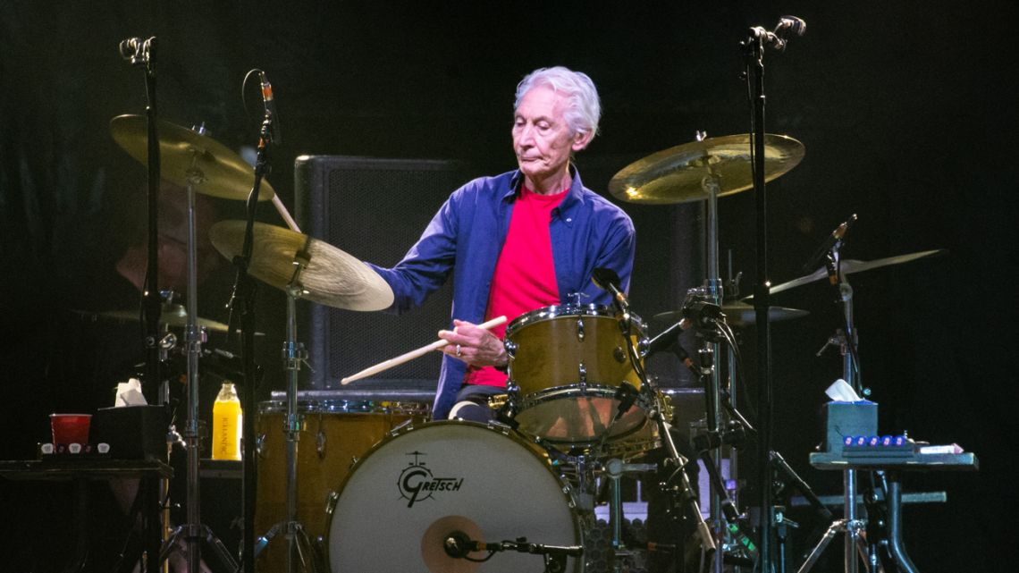 Charlie Watts, drummer with legendary British rock'n'roll band The Rolling Stones, died on August 24, 2021 aged 80, according to a statement from his publicist.