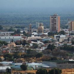 La capital puntana fue fundada, el 25 de agosto de 1594, por el teniente corregidor de Cuyo, Luis Jufré de Loayza y Meneses.