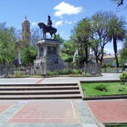 La pujante ciudad de San Luis, hoy.