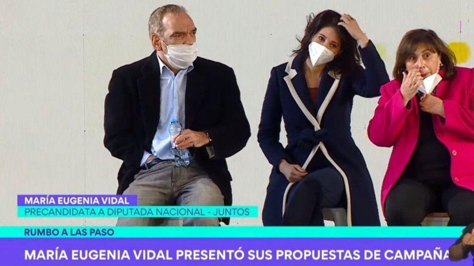 Fernando Iglesias Sabrina Ajmechet Paula Oliveto g_20210825