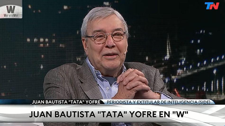 "Juan Bautista ""Tata"" Yofre"