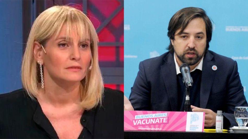 Romina Manguel Nicolás Kreplak
