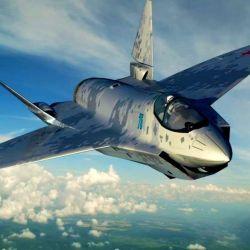 El Su-75 fue diseñado para competir con el caza norteamericano F-35, el sueco JAS-39 Gripen, el chino-pakistaní JF-17 Thunder y el francés Rafale.