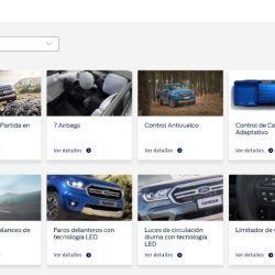 Los interesados pueden acceder a la plataforma vía web (www.guia360ford.com.ar) o a través de FordPass, la aplicación móvil exclusiva para propietarios de la marca.