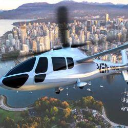 Esta aeronave es un proyecto conjunto de las empresas Piasecki Aircraft y HyPoint.